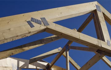 Lady roof trusses for new builds and additions